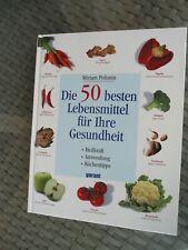 Buch Die 50 besten Lebensmittel für Ihre Gesundheit