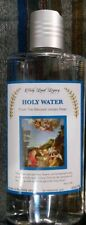10 Holy Water from Blessed Jordan river Baptismal Site 250 ml,8.45 oz