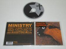 Ministry/Animositisomina (Mayan MYNCD010) CD Álbum
