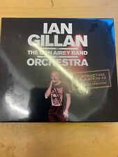 GILLAN IAN & THE DON AIREY BAND ORCHESTRA Contractual Obligation #2 Cd New