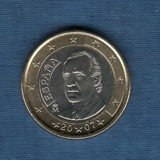 Espagne - 2007 - 1 'euro - Pièce neuve de rouleau -