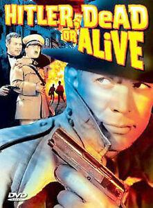 Hitler Dead or Alive DVD 1942 Ward Bond, Dorothy Tree - Old War Movie - B&W