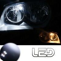 SEAT IBIZA  6L  2 Ampoules LED blanc Feux Position Veilleuses résistances Canbus