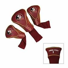 NCAA Florida State Seminoles Golf Contour Head Covers, Set of 3