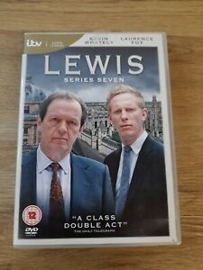 Lewis - Series 7 [DVD] - DVD  22VG The Cheap Fast Free Post