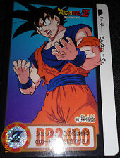 DRAGON BALL Z GT DBZ HONDAN PART 24  CARDDASS DP CARD CARTE 311 JAPAN 1995  NM