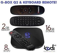 Matricom G-Box Q2 Android TV Box Quad Octa Core 2Gb 16Gb Q & Air Mouse -Updated