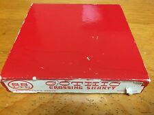 SCALE STRUCTURES LIMITED GOTHIC CROSSING SHANTY HO SCALE CRAFTSMAN  KIT