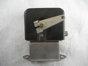 New Automatic Choke 1934-1948 Chrysler 1934 DeSoto Airflow  Sisson AC600  8 cyl.