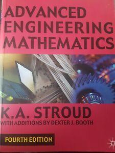 Advanced Engineering Mathematics K.A. Stroud Fourth Edition