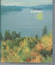Economics by Richard Lipsey Peter Steiner Douglas Purvis 1985 Hardcover Book