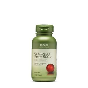 GNC Natutal Brand Granberry Juice Concentrate Healthy Kidneys Boosting Immunity