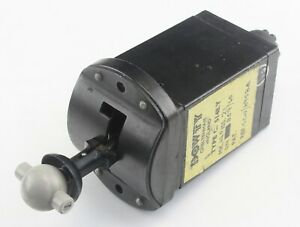 Switch Type C.5148.Y Mk44N ISS.21 5CW/6958 3 Position RAF Vintage Aircraft Part