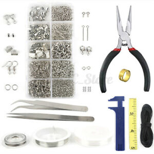 Jewelry Making Tools DIY Craft Supplies Sterling Silver Repair Metal Tools