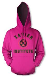 XAVIER INSTITUTE COLLEGE UNIVERSITY HOODIE ADULT  S-XXL