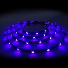 BANDE LED Lumière Noire 5050 5m 150 Leds UV IP54 COMPLET Alimentation électrique