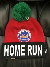 promo code 4cfda 8075c BRAND NEW YORK METS HOME RUN APPLE BEANIE Winter Hat 7line Alonso HR Apple  cap