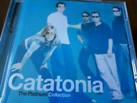 CATATONIA - THE PLATINUM COLLECTION - CD ALBUM 2006