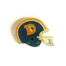 Vintage 1987 Denver Broncos Football Helmet Pin Lapel