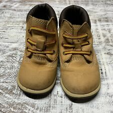 baby timberland boots Sz 4