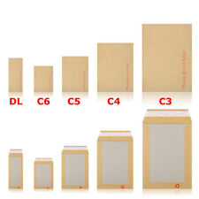 Best Quality Hard Board Backed Envelopes - Please Do Not Bend Fast&Free Delivery