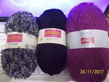 Pelotes de laine Phildar