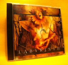 CD Labyrinth Labyrinth 10 TR 2003 Heavy Metale RARE