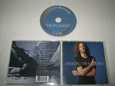 KENNY G/THE MOMENT(ARISTA/07822 18968 2)CD ALBUM
