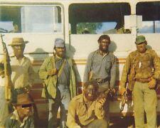 COLOR Photo Rhodesian Selous Scouts Rhodesia FN FAL RLI UDI Zimbabwe