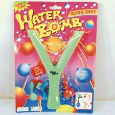 1WATER BOMB SLING SHOT SETS outdoor wet toy pool swim balloon shooter balloons