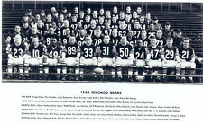 1965 CHICAGO BEARS TEAM 8X10  PHOTO BUKICH  SAYERS NFL  FOOTBALL GAME HOF