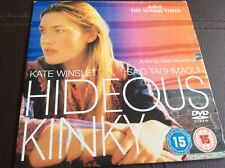 Hideous Kinky, Starring Kate Winslet - Unplayed  - Free P&P