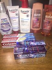 Personal Care Bundle (Mouthwash, Toothpaste, Lotion, and Shampoo)