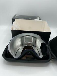 Dragon Alliance X2 Goggles Collegiate - Grey/Blue