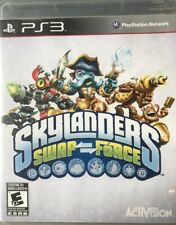 Skylanders Swap Force (Sony Playstation 3, 2013, Stand-alone Game Only)