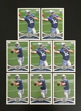 2012 Topps Andrew Luck Rookie RC Lot x 8 (4 Passing + 4 Twisting)