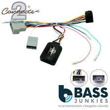 CTSHO008.2 Honda City 2014 On Car Stereo Steering Wheel Interface Stalk Kit