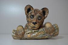 León de porcelana Zaphir - LLadró - Nao- Spain
