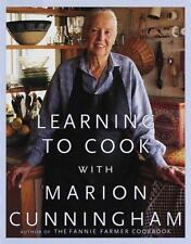 Learning to Cook with Marion Cunningham Home-cooking lessons and recipes