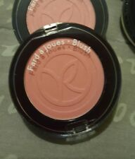 YVES ROCHER COLOURS VEGETALE BOTANICAL COLOR BLUSH 4g ROSE CAMELIA NEW!