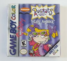 Rugrats: Totally Angelica (Gameboy Color, 2000) GBC GBA