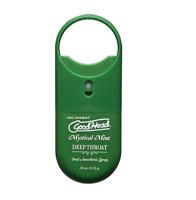 GoodHead Comfortably Numb Deep Throat Spray Mint Spearmint Oral Sex Aids