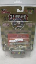 Nascar 50th Anniversary Johnny Benson Autographed Ford 1:64 Diecast NEW   dc1375