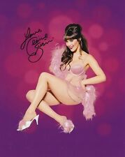 CLAIRE SINCLAIR Signed PLAYBOY PINUP Photo w/ Hologram COA