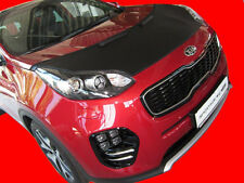 NOSE FRONT END MASK for Kia Sportage since 2015 CAR HOOD BONNET BRA TUNING