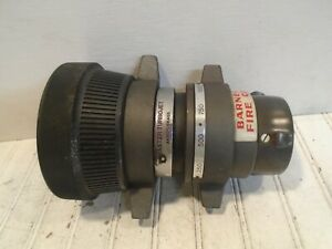 """Akron Master Turbojet 2-1/2"""" Automatic Monitor or Pipe Nozzle - 350-1000GPM 10"""""""