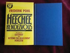Frederick Pohl -  HEECHEE RENDEZVOUS - 1st (British)