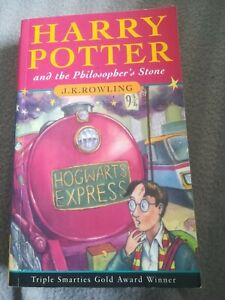 Harry Potter 1 and the Philosopher's Stone von Rowling, ... | Buch | Zustand gut