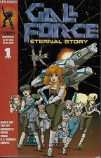 Gall Force: Eternal Story No.1-4 / 1995 Bruce Lewis