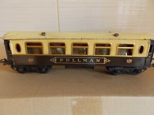 Hornby o gauge pullman No 2 coach